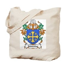 Alverston Coat of Arms Tote Bag