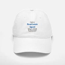 real estate agent Baseball Baseball Cap