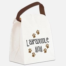 3-labradoodle mom.png Canvas Lunch Bag