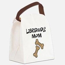 labradoodle mom mug.png Canvas Lunch Bag