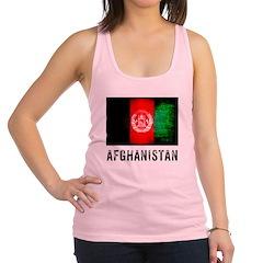 Vintage Afghanistan Racerback Tank Top