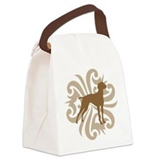 2-tribal tan.png Canvas Lunch Bag