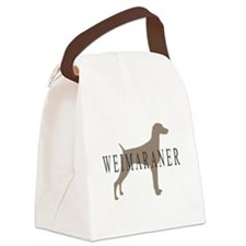 wein greytones.png Canvas Lunch Bag
