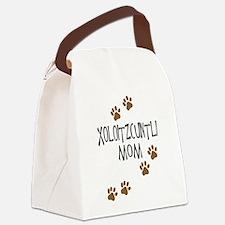 xoloitz mom.png Canvas Lunch Bag
