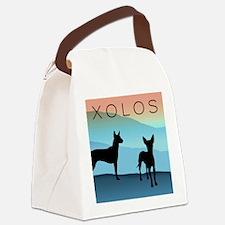 Blue Mountain Xolo Canvas Lunch Bag