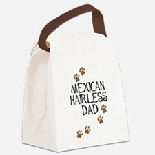 mexican hairless dad.png Canvas Lunch Bag