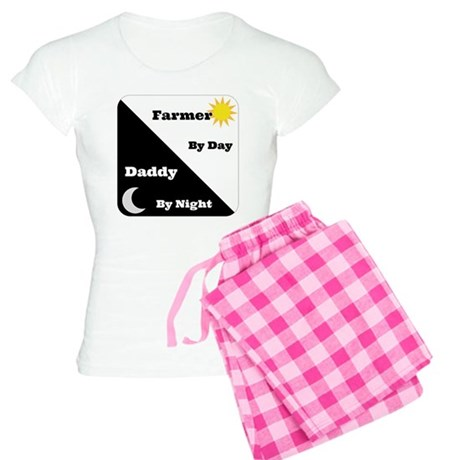 Farmer by day Daddy by night Women's Light Pajamas