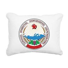 Unique Ssr Rectangular Canvas Pillow