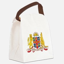 New South Wales Coat Of Arms Canvas Lunch Bag