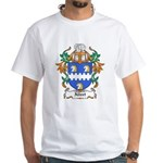 Alleet Coat of Arms White T-Shirt