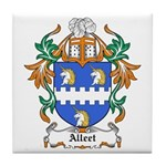 Alleet Coat of Arms Tile Coaster