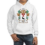 Algeo Coat of Arms Hooded Sweatshirt