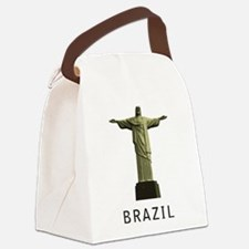Christ the Redeemer Canvas Lunch Bag