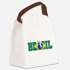 Brasil Canvas Lunch Bag