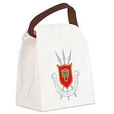 Burundi Coat Of Arms Canvas Lunch Bag