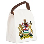 Alberta Coat Of Arms Canvas Lunch Bag