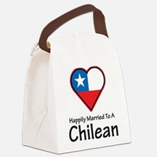 Happily Married Chilean Canvas Lunch Bag