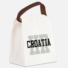 HR Croatia Canvas Lunch Bag