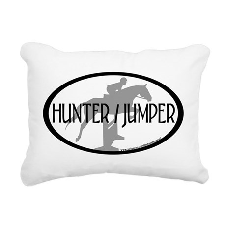 hunter jumper fence hjtx.jpg Rectangular Canvas Pi