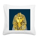 Tutankhamun Square Canvas Pillow