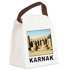 Karnak Canvas Lunch Bag