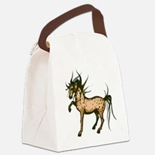 wild free horse shirts.jpg Canvas Lunch Bag