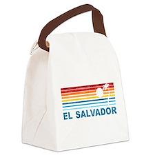 Cute Salvador Canvas Lunch Bag