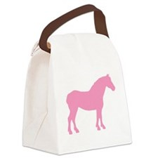 2-draft cllip pink.png Canvas Lunch Bag