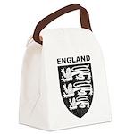 Vintage England Canvas Lunch Bag