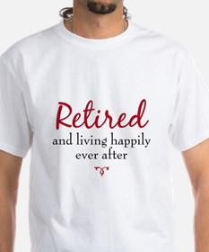 Happy Retirement Shirt