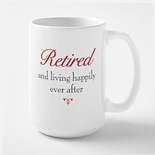 Happy Retirement Mug