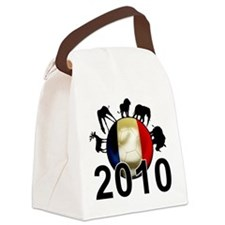 France World Cup 2010 Canvas Lunch Bag