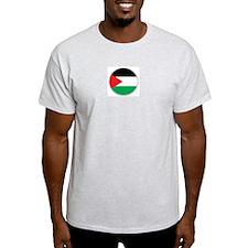 Simply Pali Ash Grey T-Shirt