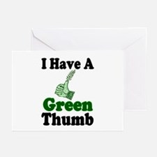 I Have A Green Thumb Greeting Cards (Pk of 10)
