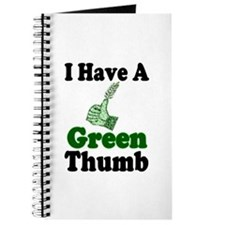 I Have A Green Thumb Journal