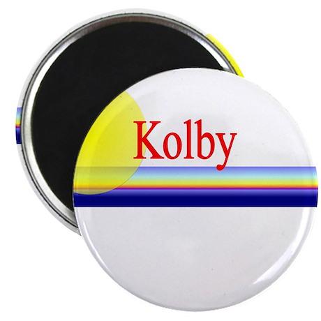 """Kolby 2.25"""" Magnet (10 pack)"""