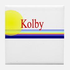 Kolby Tile Coaster