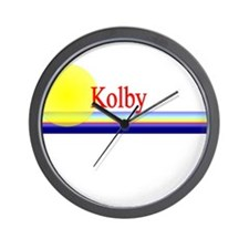 Kolby Wall Clock