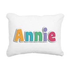 Annie Rectangular Canvas Pillow