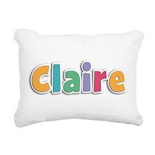 Claire Rectangular Canvas Pillow