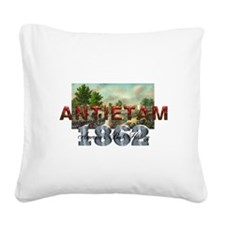 ABH Antietam Square Canvas Pillow