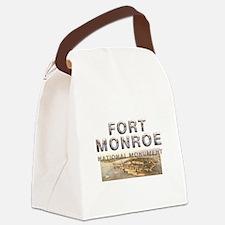 ABH Fort Monroe Canvas Lunch Bag