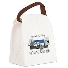 ABH Mount Rainier Canvas Lunch Bag