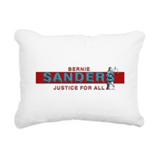 Herman Cain for Presiden Rectangular Canvas Pillow