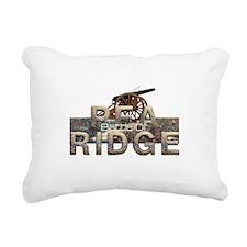 Gingrich 2016 Rectangular Canvas Pillow