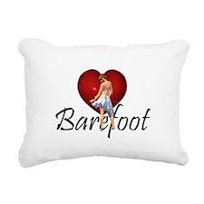 Santorum 2016 Rectangular Canvas Pillow