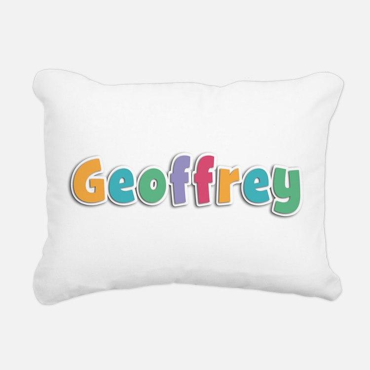 Geoffrey Rectangular Canvas Pillow