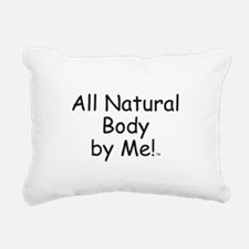 TOP All Natural Body Rectangular Canvas Pillow