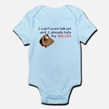 Baby Humor RedSox Hater Infant Bodysuit