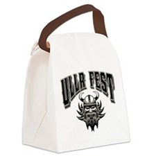 UllrFest Silver.png Canvas Lunch Bag
